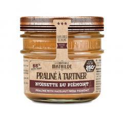 Crema tartinabila - Praline a tratiner noisette du piemont