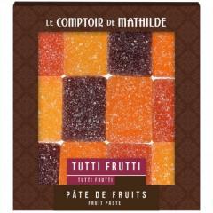 Delicii fructate - Tutti fruttti 12 bucati