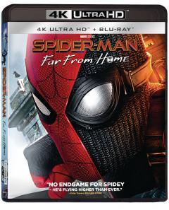 Omul-Paianjen: Departe de casa (4K Ultra HD + Blu-ray) / Spider-Man: Far from Home - UHD 2 discuri