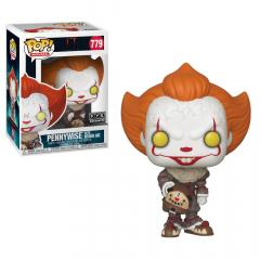 Figurina - IT Chapter 2 - Pennywise with Beaver Hat