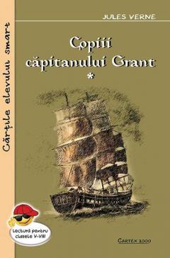 Copiii capitanului Grant (2 volume)