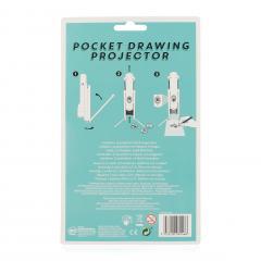Mini proiector pentru desen