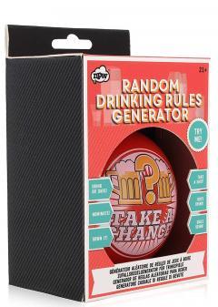 Random Drinking Rules Generator