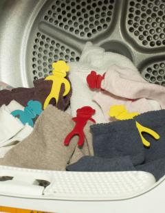 Suport pentru sosete - Sock Monkey