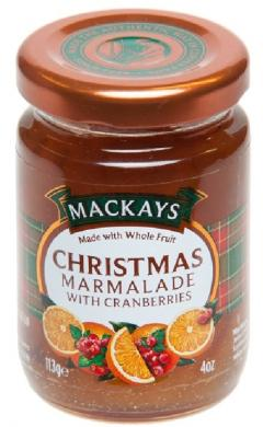 Gem - Christmas Preserve with Cranberries 113g