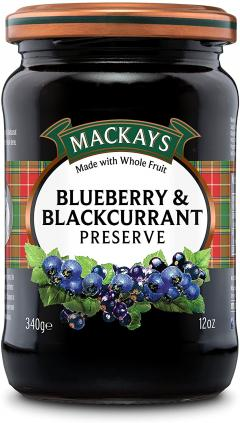 Marmelada - Blueberry & Blackcurrant