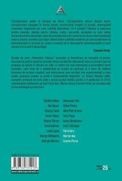 Pasageri. Antologia de proza scurta a Scolii de vara Gheorghe Craciun