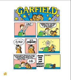 Seria Garfield - Vol. 3. Garfield: mai mare, mai grozav