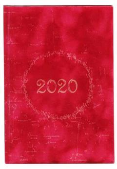 Agenda Magica 2020 (coperta rosie)