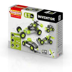 Kit constructie - Inventor - 4 Models Cars