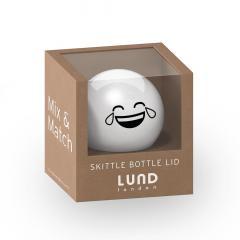 Capac pentru termos Skittle - White Laugh