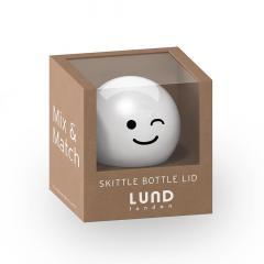 Capac pentru termos Skittle - White Wink