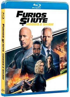 Furios si iute: Hobbs & Shaw (Blu Ray Disc) / Fast & Furious Presents: Hobbs & Shaw