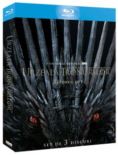 Urzeala Tronurilor - Sezonul 8 (Blu Ray Disc) / Game of Thrones Season 8