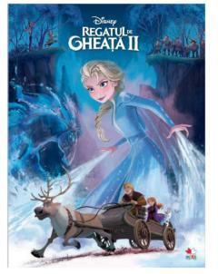 Regatul de Gheata II - Povestea Filmului