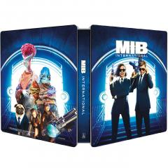 Barbati in Negru International / Men in Black International ( 4K Ultra HD + Blu - Ray)(Steelbook)