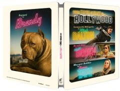 A fost odata la... Hollywood (4K Ultra HD + Blu-ray, Steelbook)/ Once Upon a Time in... Hollywood