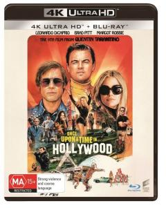 A fost odata la... Hollywood (4K Ultra HD + Blu-ray)/ Once Upon a Time in... Hollywood