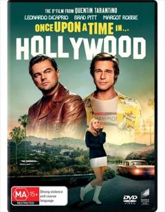 A fost odata la... Hollywood / Once Upon a Time in... Hollywood