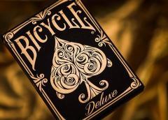 Carti de joc Bicycle Deluxe Limited Edition