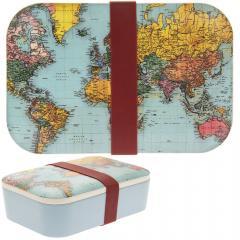 Cutie pentru pranz - World Traveller