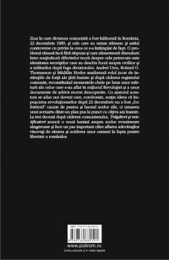 Tragatori si mistificatori. Contrarevolutia Securitatii in decembrie 1989