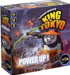 Regele din Tokyo - Power up!