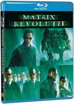 Matrix Revolutii (Blu Ray Disc) / The Matrix Revolutions