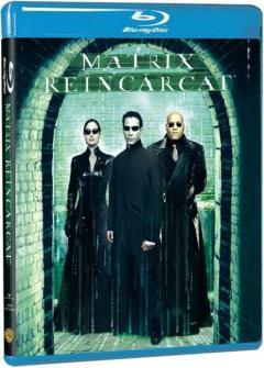 Matrix Reincarcat (Blu Ray Disc) / Matrix Reloaded