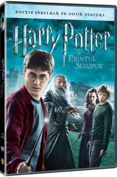 Harry Potter si Printul Semipur (Editie Speciala 2 Discuri) / Harry Potter and the Half-Blood Prince