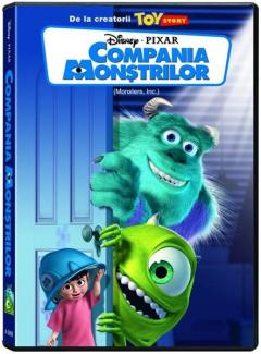 Compania Monstrilor / Monsters Inc.