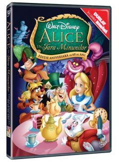 Tara Minunilor (1951) / Alice in Wonderland