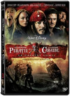 Piratii din Caraibe 3: La capatul lumii / Pirates of the Caribbean: At World's End