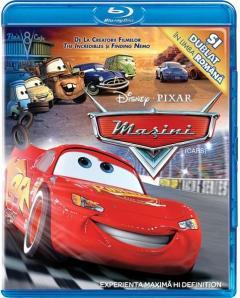 Masini (Blu Ray Disc) / Cars
