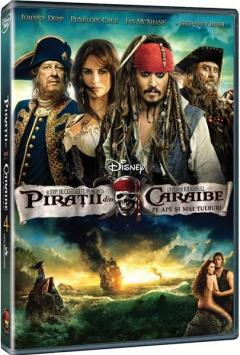 Piratii din Caraibe: Pe ape si mai tulburi / Pirates of the Caribbean: On Stranger Tides