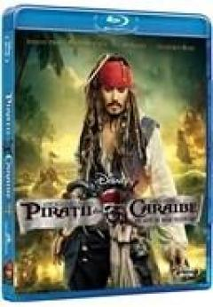 Piratii din Caraibe: Pe ape si mai tulburi- Blu Ray Disc / Pirates of the Caribbean: On Stranger Tides