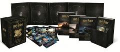Pachet 24 DVD Harry Potter Colectia completa / Harry Potter Complete Collection