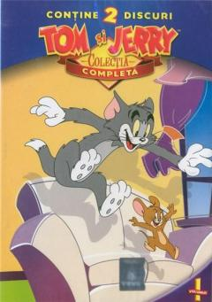 Pachet 2 DVD Tom si Jerry: Colectia completa vol. 1 / Tom and Jerry Classic Collection