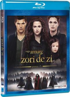 Saga Amurg: Zori de zi - Partea 2 (Blu Ray Disc) / The Twilight Saga: Breaking Dawn - Part 2