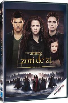 Saga Amurg: Zori de zi - Partea 2/ The Twilight Saga: Breaking Dawn - Part 2
