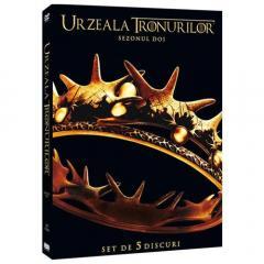 Urzeala tronurilor: Sezonul 2 / Game of Thrones: Season 2