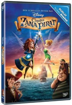 Clopotica si zana pirat / Tinkerbell and The Pirate Fairy