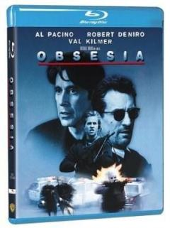 Obsesia / Heat Blu-Ray