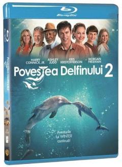 Povestea delfinului 2 (Blu Ray Disc) / Dolphin Tale 2