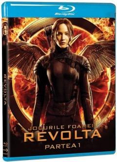 Jocurile Foamei: Revolta - Partea I (Blu Ray Disc) / The Hunger Games: Mockingjay - Part I