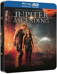Ascensiunea lui Jupiter 2D + 3D Steelbox (Blu Ray Disc) / Jupiter Ascending