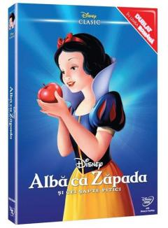 Alba ca Zapada si cei sapte pitici / Snow White and the Seven Dwarfs