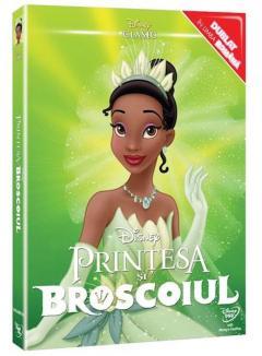 Printesa si broscoiul / The princess and the frog
