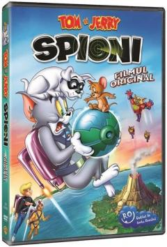 Tom si Jerry Spioni / Tom and Jerry: Spy Quest