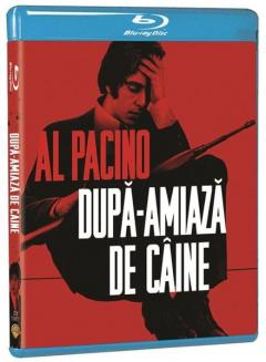 Dupa-amiaza de caine (Blu Ray Disc) / Dog Day Afternoon